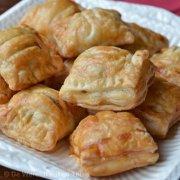 Mariettes saucijzenbroodjes