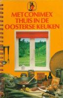 """Boekje """"Met Conimex thuis in de Oosters keuken"""""""